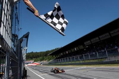 F1 will start with 2 races at the Austrian GP in July