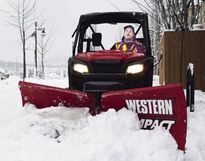It's January in B.C.
