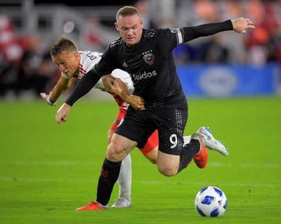 Wayne Rooney, D.C. United a tough test for struggling Vancouver Whitecaps