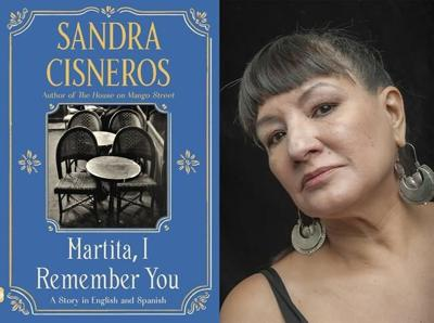 In Sandra Cisneros' new book, an overdue letter to a friend