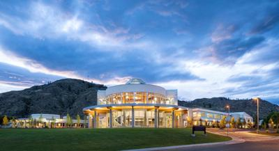 Southern Okanagan Secondary School in Oliver
