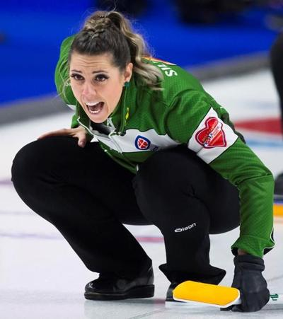 Saskatchewan's Silvernagle leans on Lawton in Tournament of Hearts
