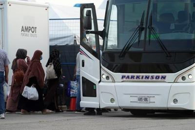 Volunteers who supported Syrian refugees reconnecting to help Afghan newcomers