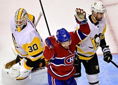 Jeff Petry the hero again as Canadiens push Penguins to the brink