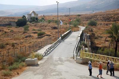 Jordan retakes lands leased by Israel in 1994 peace accord