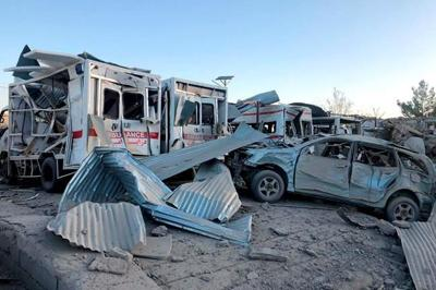 Governor: Suicide bomb in southern Afghanistan kills 20