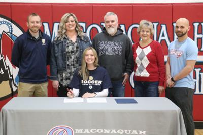 Marian University adds Jolee Holland to the ranks