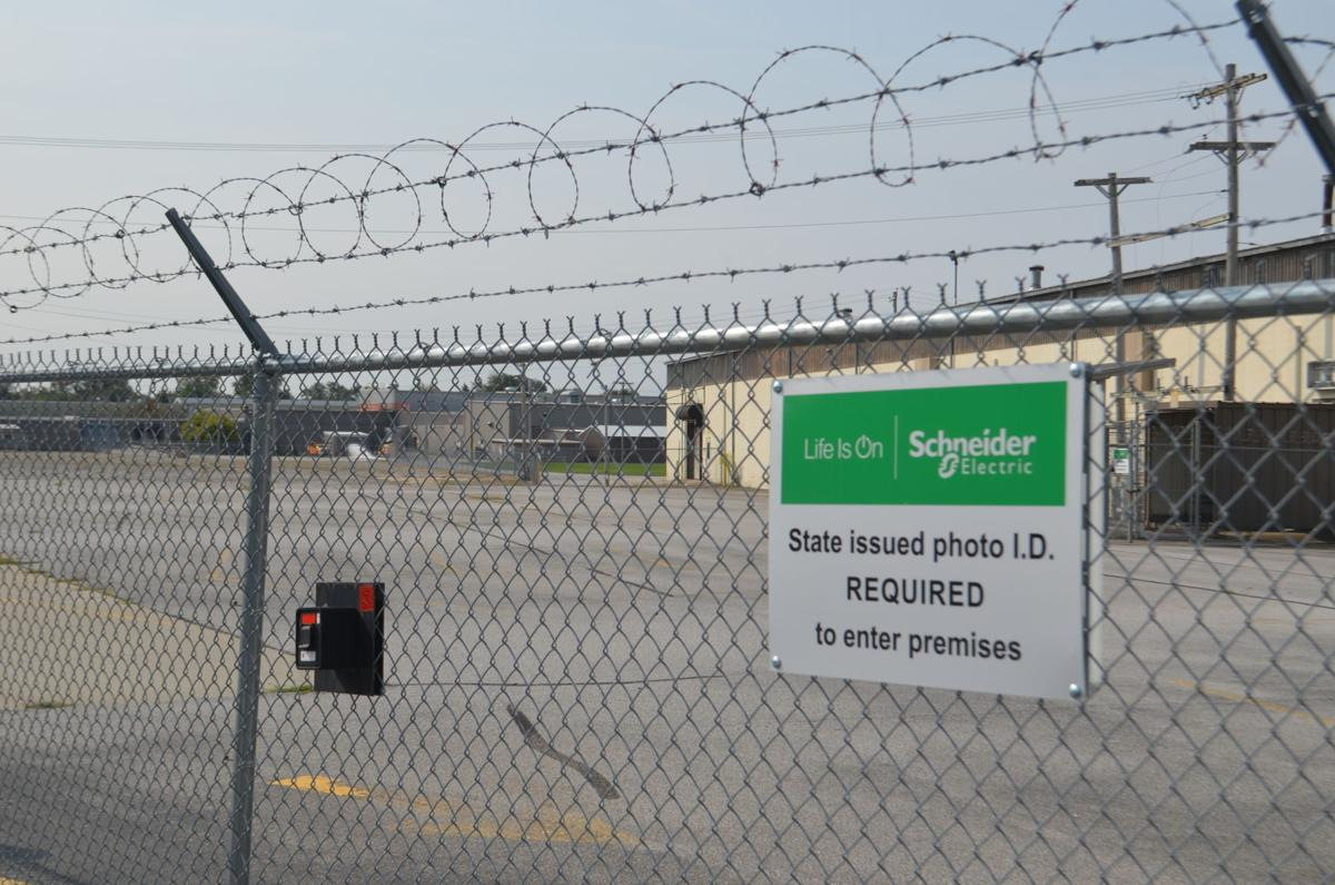 WHAT'S NEXT?: Months after Schneider Electric closed its Peru plant, the property's future is unclear