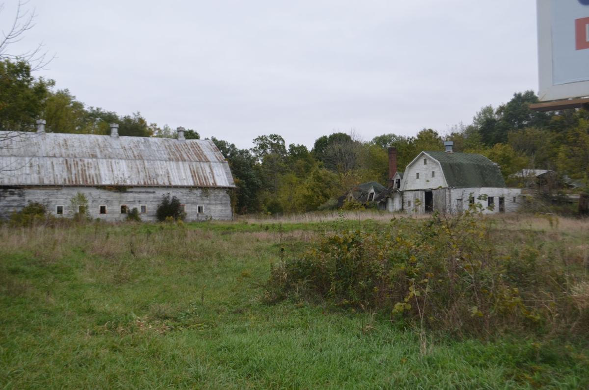 INDOT announces removal of old circus barns