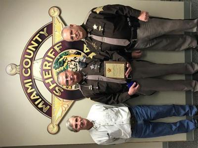 Sheriff honors deputy's life-saving efforts