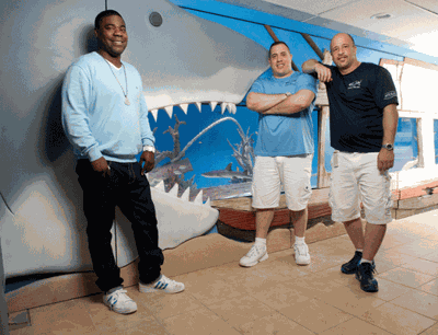 Putting Aquariums in the Limelight