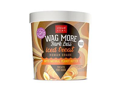 Wag More Bark Less Iced Treat