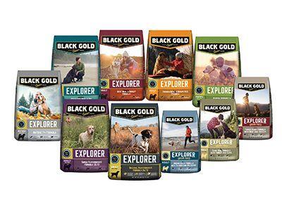 Black Gold Pet Food
