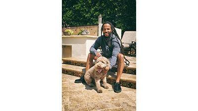 Ziggy Marley for HAPPYBOND