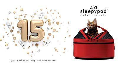 Sleepypod 15 Year Anniversary