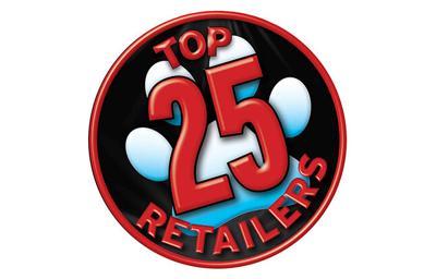 Top 25 logo 2021
