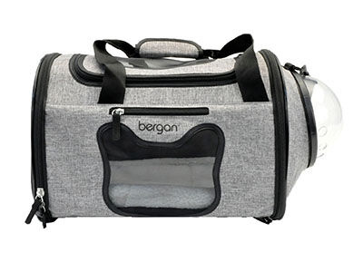 A Collection of Pet Carriers