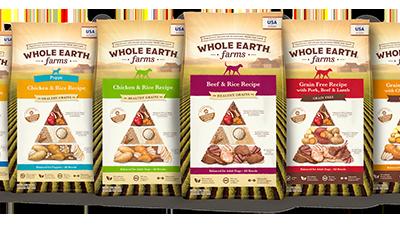 Whole Earth Farms Dry Food