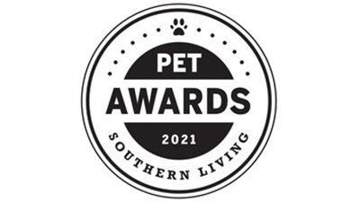 Southern Living Pet Awards Logo