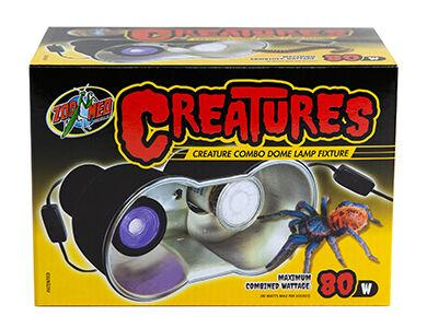 Creatures Combo Dome Lamp Fixture