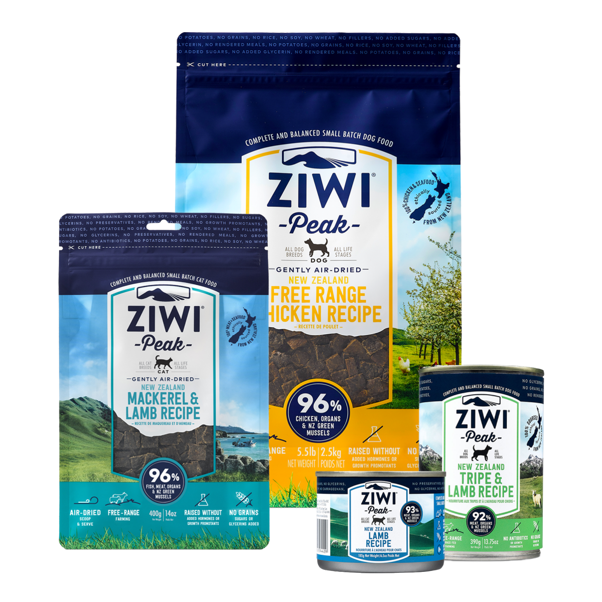 How Ziwi Thrives Off its New Zealand Heritage