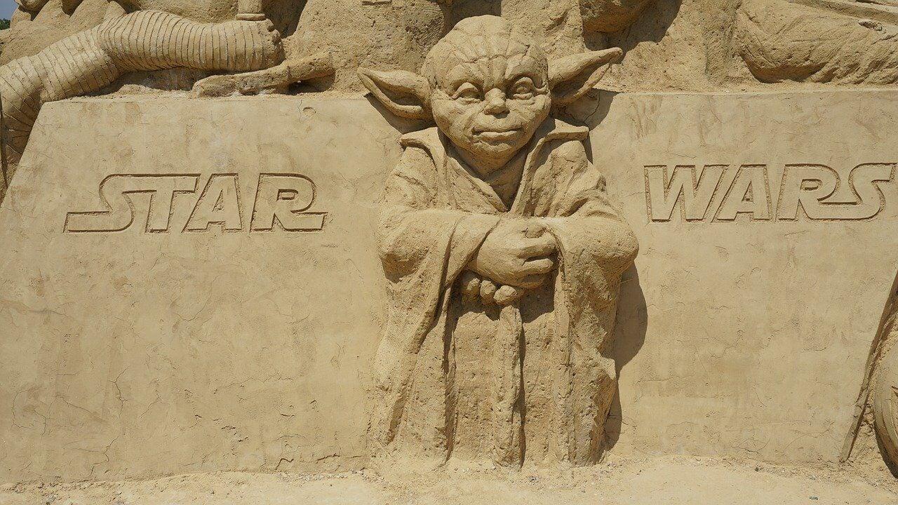 Pixabay, Star Wars sand