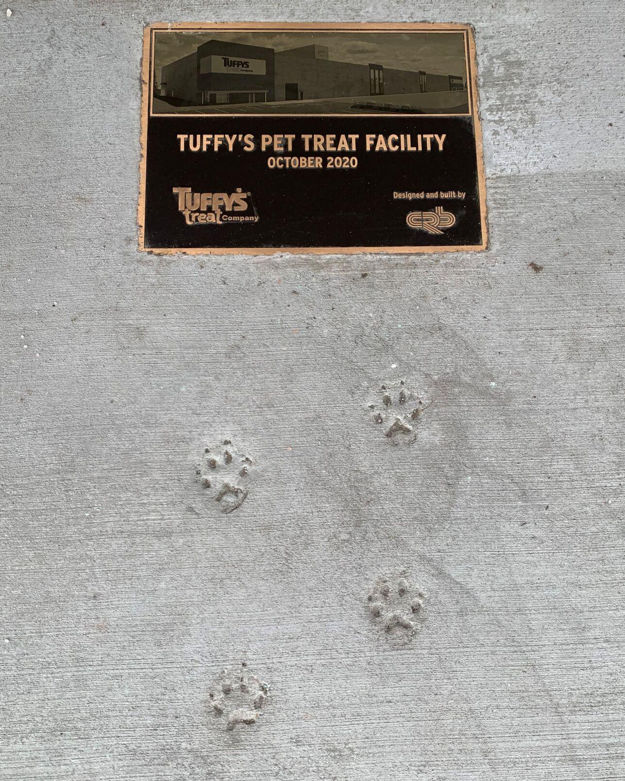 Tuffy's Treat new facility