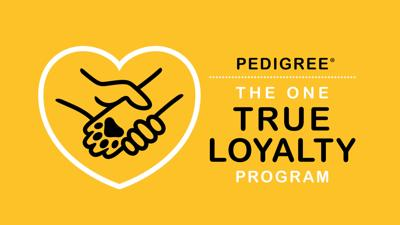 Pedigree Covers Dog Adoption Fees Through Loyalty Program