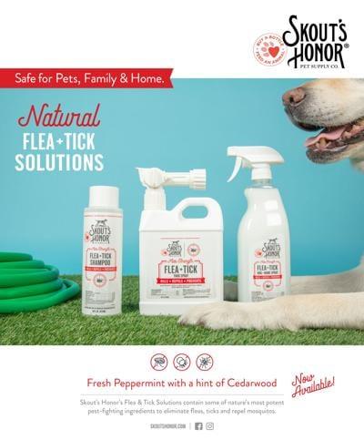 Skout's Honor, flea tick products
