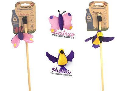 Beco Catnip Wand Toys