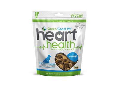 Heart Health Soft Dog Chews