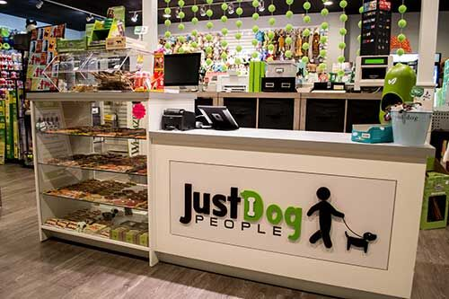 The Innovative Ways Just Dog People Serves Its Dog-Only Customer Base