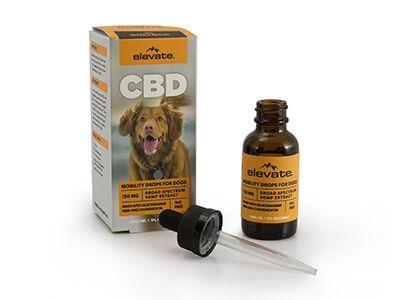 Elevate CBD Drops for Pets