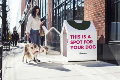 Dog-Friendly Sidewalk Sanctuaries to Launch in More Than a Dozen U.S. Cities