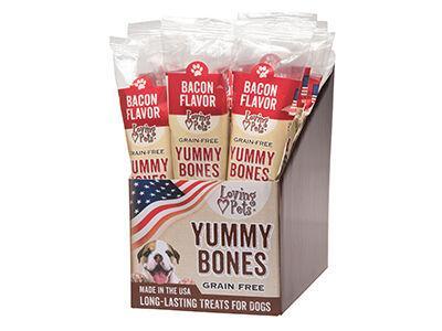 Yummy Bones Singles
