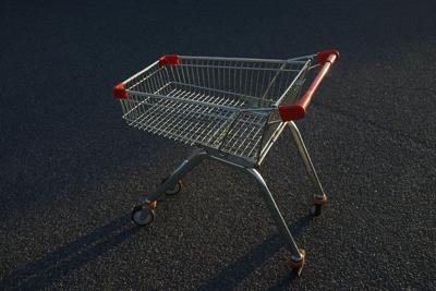 Pixabay, empty shopping cart