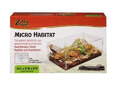 Zilla Micro Habitats