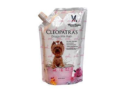 Cleopatra's Doggy Milk Bath