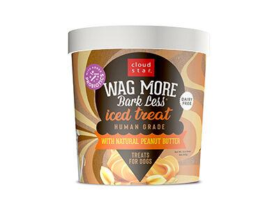 Wag More Bark Less Iced Treat