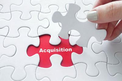 acquisition stock