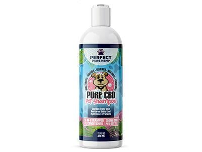 Perfect Paws Hemp 2-in-1 CBD Shampoo & Conditioner