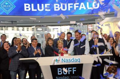 Blue Buffalo and Petco Visit Nasdaq to Raise Awareness for Pet Cancer