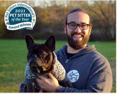 Pet Sitters International, Daniel Reitman