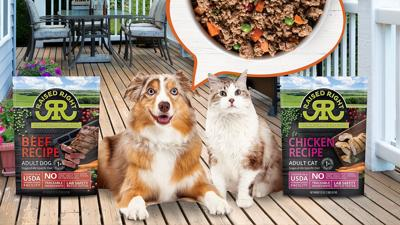 Raised Right Pet Food Co. Expands Nationwide