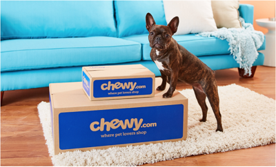 Pandemic Helps Pump Chewy's Q1 Net Sales