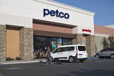 petco new logo storefront