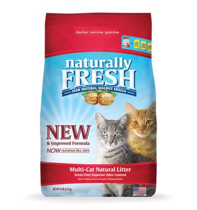How a New Multi-Cat Litter Formula Is Poised to Boost Retail Sales