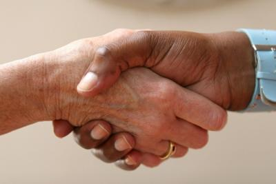 Pixabay, handshake