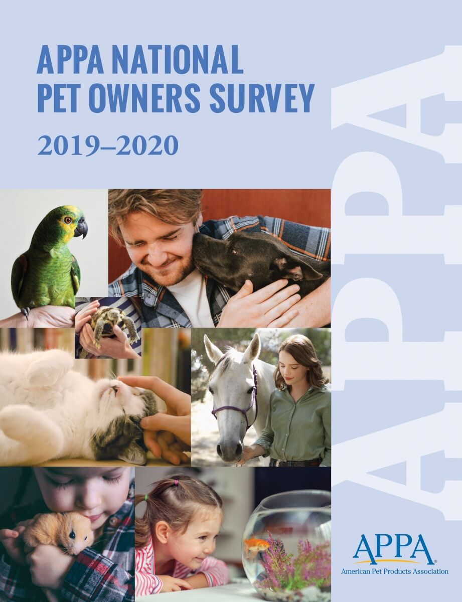 Delve into APPA's National Pet Owners Survey Data