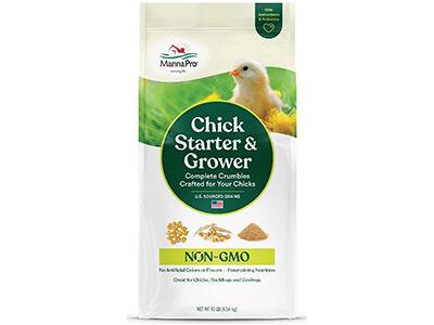 Manna Pro Chick Starter & Grower Non-GMO